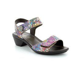 IMAC Comfortable Sandals - Multi Coloured - 109102/721417 CARVEL