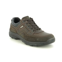IMAC Casual Shoes - Brown leather - GORDON TEX 11