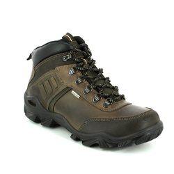 IMAC Boots - Brown waxy - 81398/3475011 PATH HI TEX