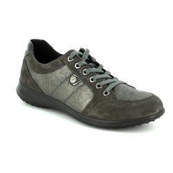 IMAC Comfort Lacing Shoes - Grey - 82230/7210418 PLURIEL