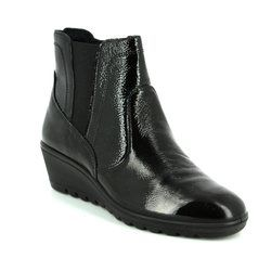 IMAC Wedge Boots - Black patent - 82870/4200011 ROXANFLY