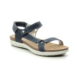 IMAC Walking Sandals - Navy nubuck - 9561/3059013 SAHARA