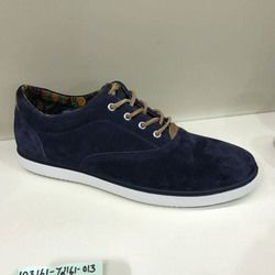 IMAC Casual Shoes - Navy suede - 103161/721613 SIMON