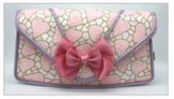 Irregular Choice Occasion Handbags - Pink - B100-03A COLA CUBES BAG
