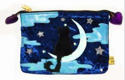 Irregular Choice Purses & Wallets                        - Navy multi - STAR-P01A STARRY NIGHT PURSE