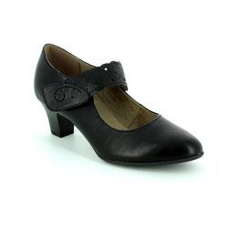Jana Court Shoes - Black - 24462001 MESSI