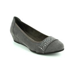 Jana Pumps - Grey - 22260206 MIRAJA