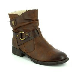 Jana Boots - Ankle - Brown - 25465361 SUSINARI