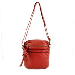 JEWN Handbags - Dark Red - 2200/08 GHN 22000