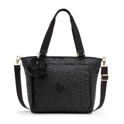 Kipling Handbags - Black - K1664047K/30 TOTE SHOPPER S