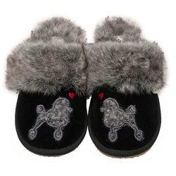 Lazy Dogz Slippers & Mules - Black - 1006/30 COCO
