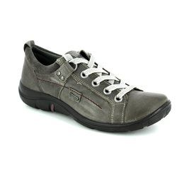 Legero Comfort Lacing Shoes - Grey - 00587/88 MILANO GORE-TE