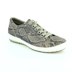 Legero Comfort Lacing Shoes - Beige multi - 00820/41 TANARO
