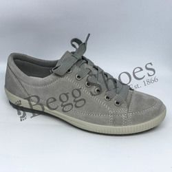 Legero Comfort Lacing Shoes - Light grey - 00820/92 TANARO STITCH