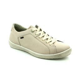 Legero Comfort Lacing Shoes - Beige - 00595/40 TINO GORE-TEX