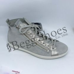 Legero Boots - Ankle - Light grey - 00859/04 TRAPANI BOOT