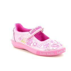 Lelli Kelly Girls Shoes - Pink multi - LK5076/GC01 BUTTERFLY