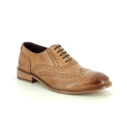 London Brogues Brogues - Tan Leather - 8601/11 GATSBY