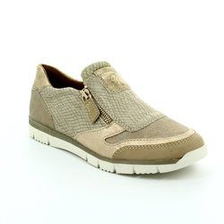 Lotus Trainers & Canvas - Beige multi - 50640/20 MARIGOLD