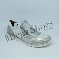 Lotus Trainers - Silver - 50640/01 MARIGOLD