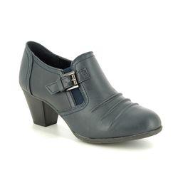 Lotus Shoe Boots - Navy - ULS130/70 PATSY