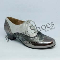 Lotus Shoe Boots - Pewter - 50905/51 POLARIS