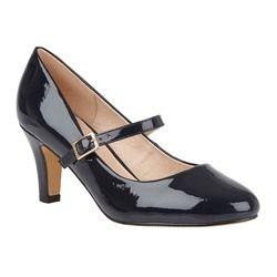 Lotus Mary Jane Shoes - Navy - ULS110DR/70 SAVANNAH