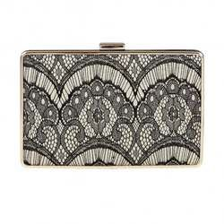 Lotus Occasion Handbags - Black multi - 01732/35 ZELMA HEATH
