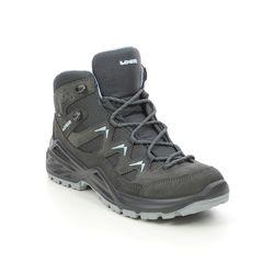 Lowa Walking Boots - Grey - 320801-9771 SIRKOS GTX MID L