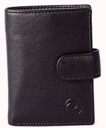Mala Leathers Purses & Wallets                        - Black - 0137/53 137 5 CREDIT CARD HOLDER - RFID PROTECTION