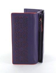 Mala Leathers Purses & Wallets                        - Purple multi - 3226/66 3226 66   LASE 3226/69