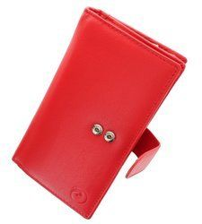 Mala Leathers Purses & Wallets                        - Red - 3178/58 3178 5   ORIGI