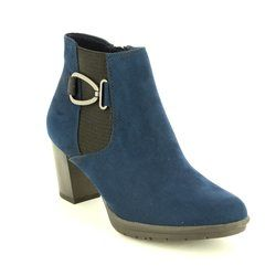 Marco Tozzi Boots - Ankle - Navy - 25340/805 ACERI