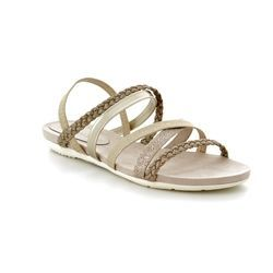 Marco Tozzi Sandals - Gold - 28123/20/447 CALO