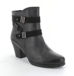 Marco Tozzi Boots - Ankle - Black - 25018/002 CUNICO