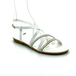 Marco Tozzi Sandals - White - 28125/197 EDER