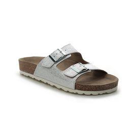 Marco Tozzi Slide Sandals - Silver - 27401/22/941 FRANCA SLIDE