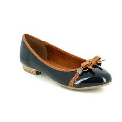 Marco Tozzi Pumps & Ballerinas - Navy-Tan - 22138/890 LISIT 71