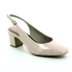 Marco Tozzi Court Shoes - Light grey - 29600/551 PERISLING
