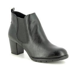 Marco Tozzi Ankle Boots - Black - 25395/33/002 PESALEA