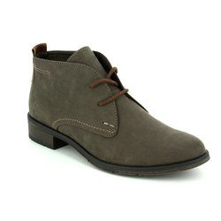 Marco Tozzi Boots - Ankle - Taupe - 25101/301 RAPALL