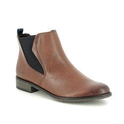 Marco Tozzi Chelsea Boots - Tan - 25040/33/310 RAPALLIL