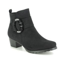 Marco Tozzi Ankle Boots - Black - 25354/23/001 ROSANBUCK