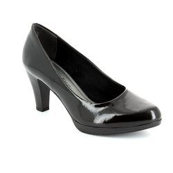 Marco Tozzi Heeled Shoes - Black patent - 22409/001 SENAGO 61