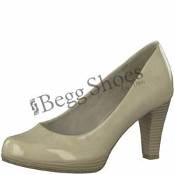 Marco Tozzi Heeled Shoes - Beige - 22409/20428 SENAGO 81