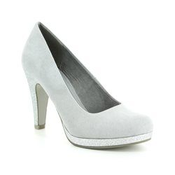 Marco Tozzi Heeled Shoes - Light Grey - 22441/30221 TAGGISPA 81
