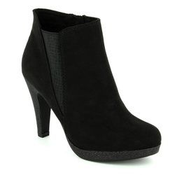 Marco Tozzi Boots - Ankle - Black - 25363/098 TAGGISPABOOT