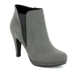 Marco Tozzi Boots - Ankle - Grey - 25363/225 TAGGISPABOOT 7