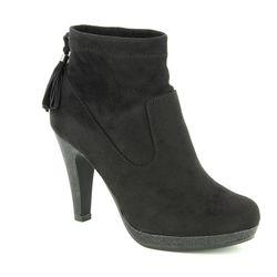 Marco Tozzi Ankle Boots - Black - 25026/21/098 TAGGITA