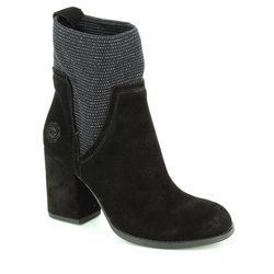 Marco Tozzi Boots - Ankle - Black - 25381/096 VERTA